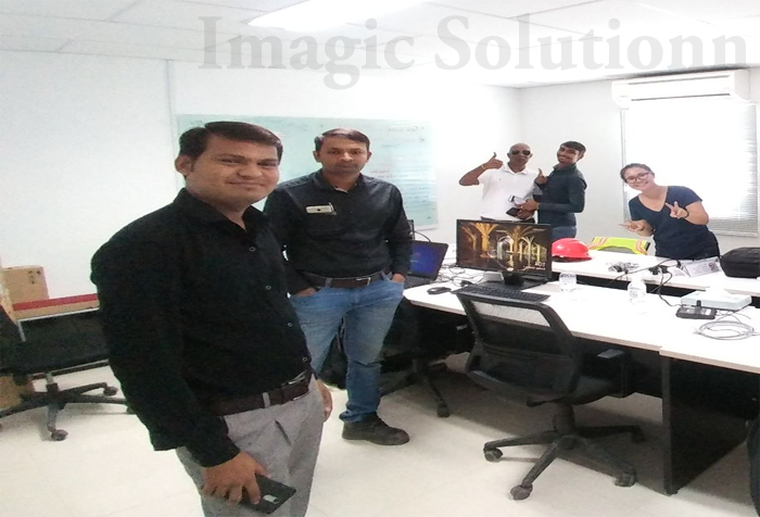 Development Department, Imagic Solution