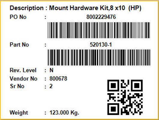 Barcode Label Printing Software